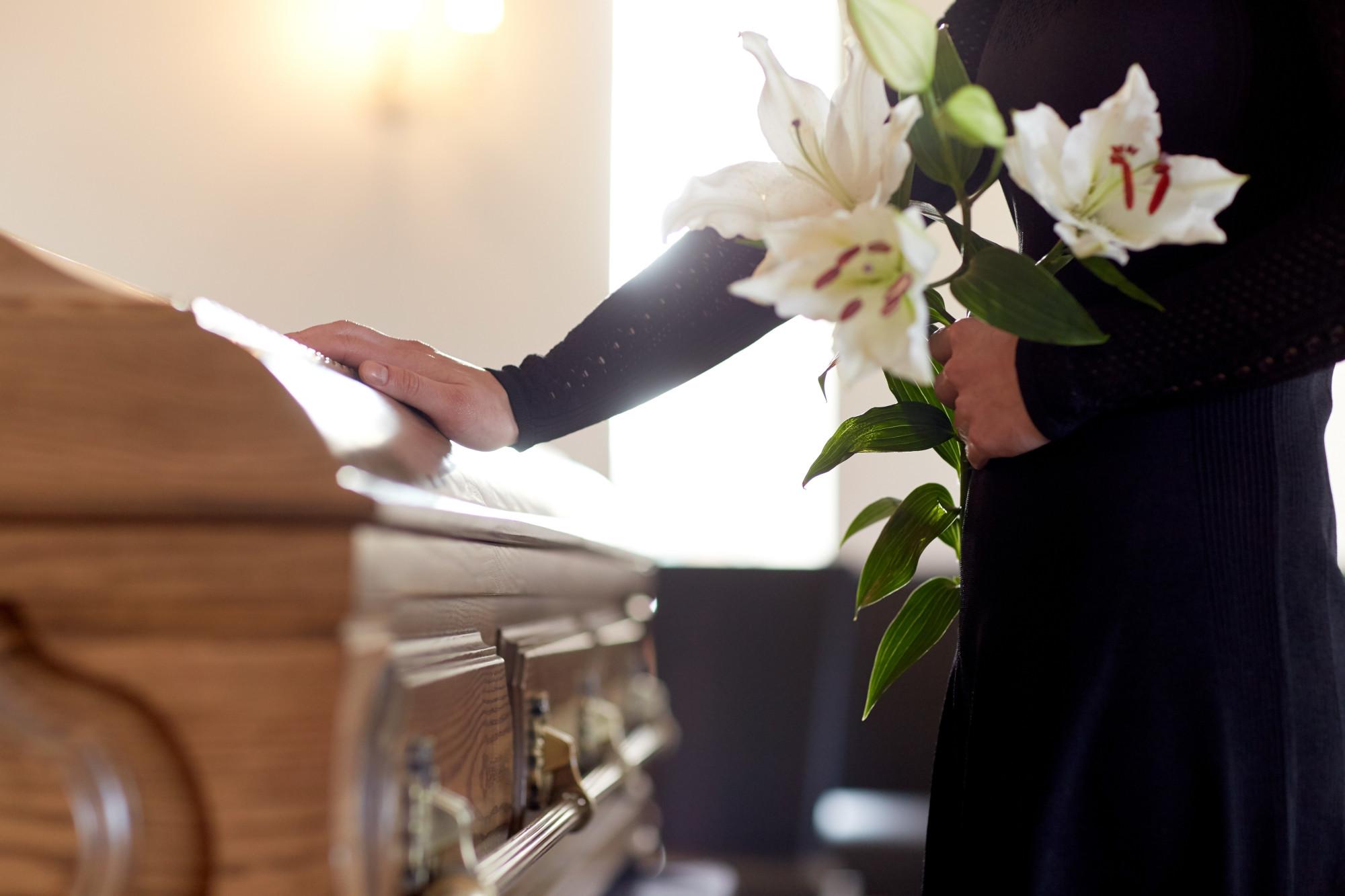 Ковчег на погребение